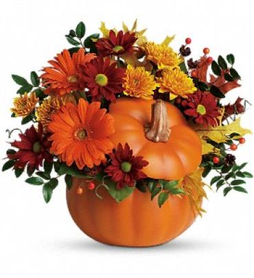 Teleflora\'s Country Pumpkin