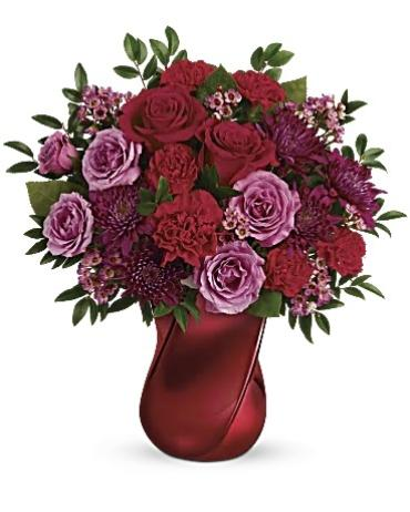 Teleflora\'s Mad Crush Bouquet