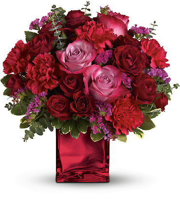 Ruby Rapture Bouquet