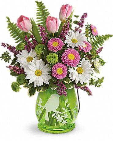 Teleflora\'s Songs Of Spring Bouquet