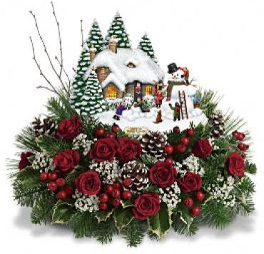 Thomas Kinkade\'s Winter Wonder