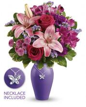 Teleflora\'s Beautiful Butterfly Bouquet